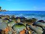 석리 몽돌해변