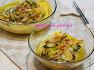 색이 예뻐 반해버린 물김치! 가을까지 먹는 치자 알배기배추 물김치