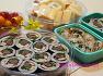 봄나들이엔 이렇게 싸서 가세요~ 봄향 가득한 김밥도시락