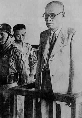 일본침략군사령관 오카무라 야스지(岡村寧次)는 어떻게 무죄판결을 받았는가?