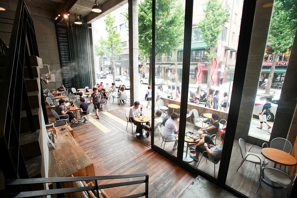韓国,ソウル,カフェ,おすすめ,おしゃれ,画像