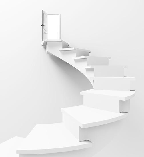 한 층 한 층, 계단 만들기에도 공식이 있다