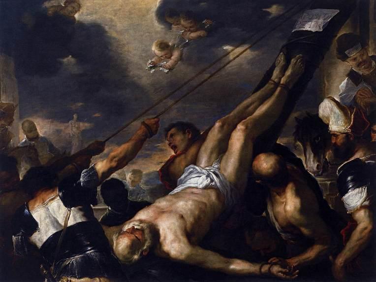 사도 베드로의 십자가형
