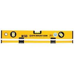 V홈 수평 VL-450M (450mm) SB 제조업체의 측정공구/수평/오토레벨/삼각대 가격비교 및 판매정보 소개