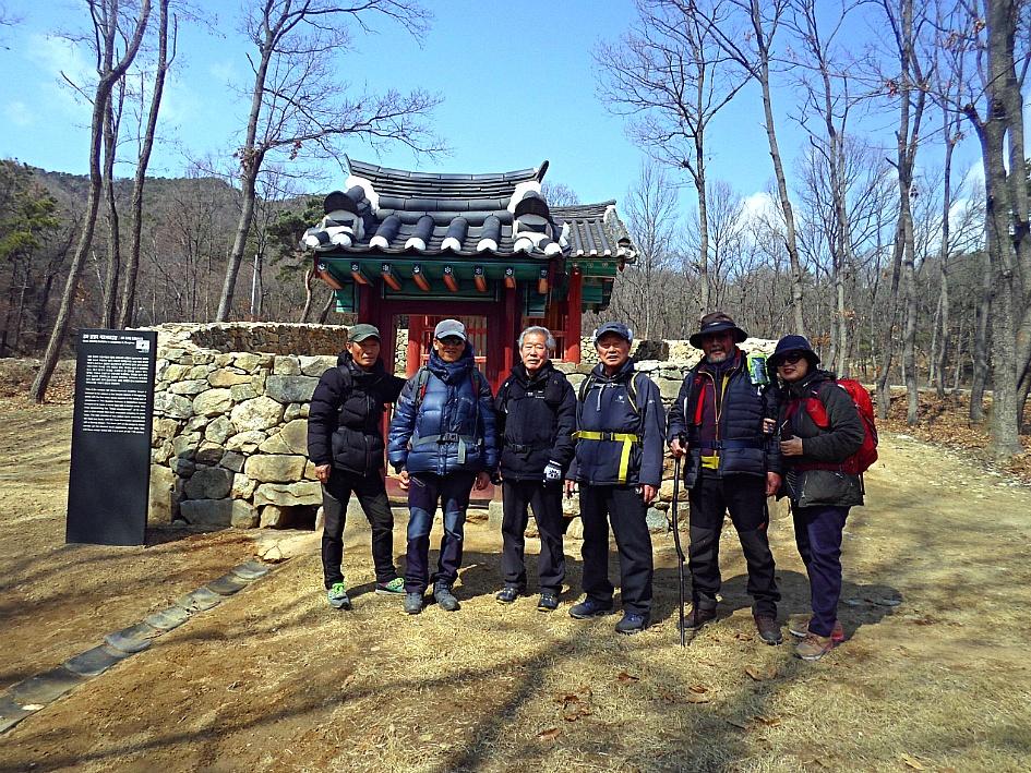 Ganghwa Nadeul-gil 18 Course / Hajeom-myeon Five-story Stone Pagoda-> Hwamunseok Cultural Center