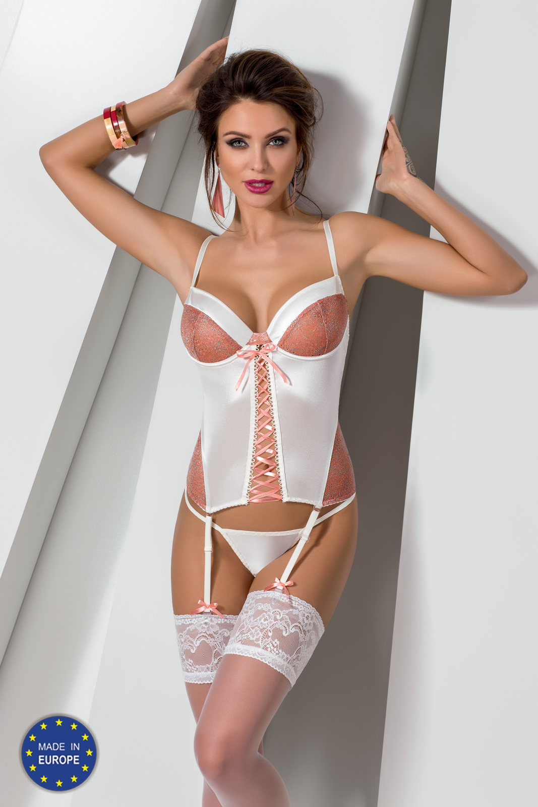 hot sexy lingerie model