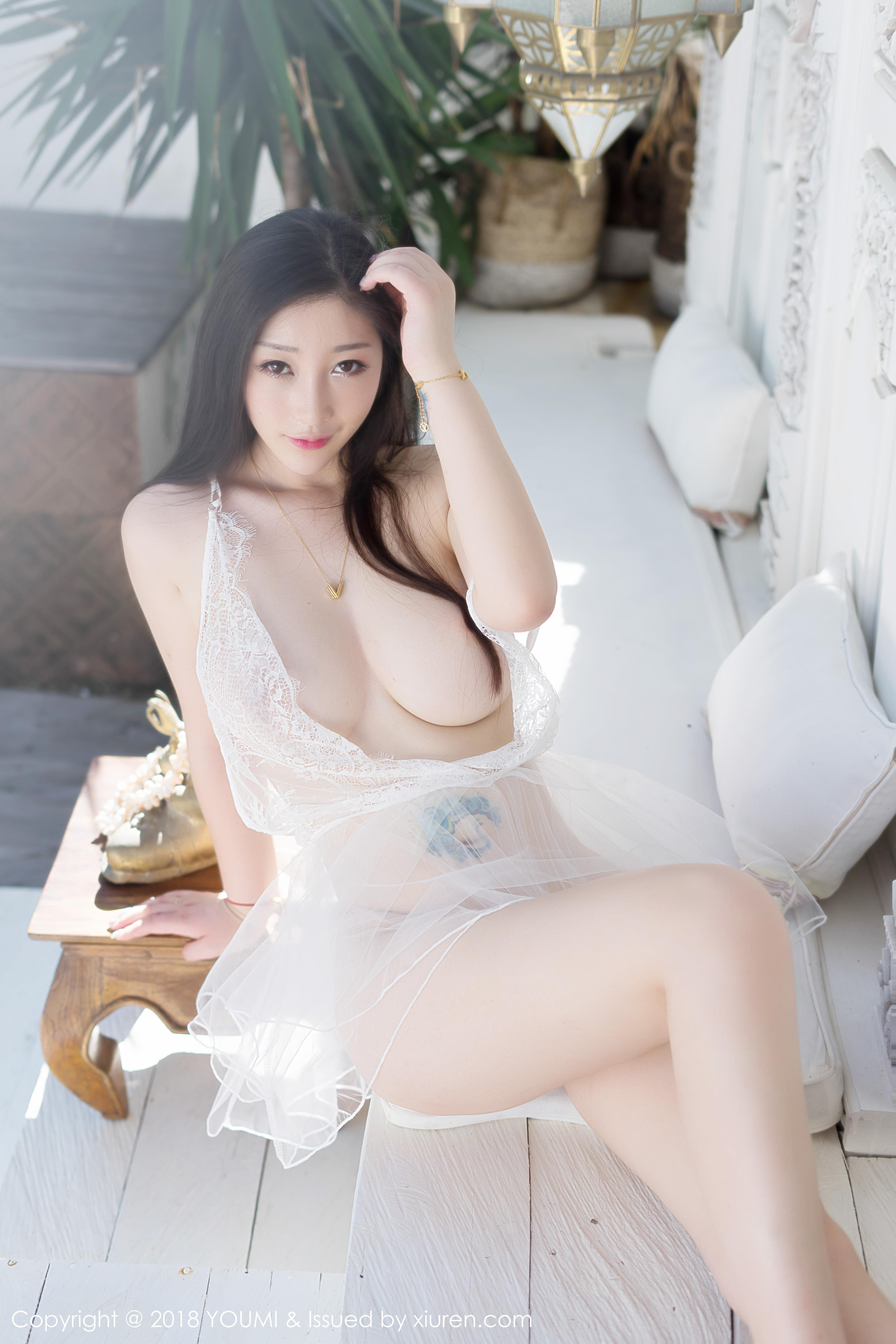 A woman chosen by God. hot Chinese glamour - best boobs